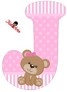 Baby Shower Clipart, Teddy Bear Party, Alphabet And Numbers, Baby Sewing, Hello Kitty, Scrapbooking, Barn, Crafts, Fabric Letters