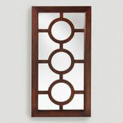 Emily Wall Mount Jewelry Armoire