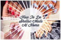Can't afford to keep paying £30 a time to get your shellac done? Why not think about investing in a kit so that you can do your own Shellac or gel polish nails at home? You do need to buy a few thing