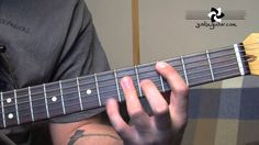 How to play My Sharona by The Knack (Guitar Lesson SB-304)