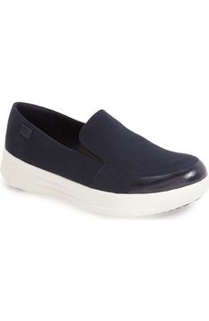 FitFlop 'SPORTY-POP' Skate Sneaker (Women) available at #Nordstrom