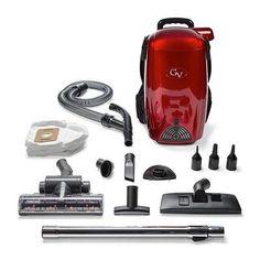 GV 8 Qt Quart Light Powerful HEPA BackPack Vacuum blower Loaded w 2 yr warranty Backpack Vacuum, Canister Vacuum, Floor Care, Hepa Filter, Used Tools, Cool Backpacks, New Blue, Vacuums, Deep Cleaning