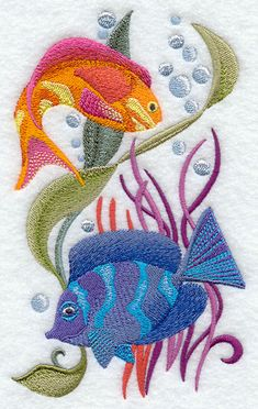 Machine Embroidery Designs at Embroidery Library! - Color Change - F3854