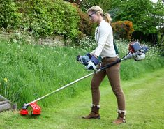 Easy gardening – modern day tools that get the job done Siberia Russia, Easy Garden, Get The Job, Outdoor Power Equipment, Grass, Tools, Day, Illustration, Modern