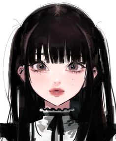 Shared by . Find images and videos about cute, pink and art on We Heart It - the app to get lost in what you love. Kawaii Anime Girl, Anime Art Girl, Manga Art, Kawaii Art, Kunst Inspo, Art Inspo, Cartoon Kunst, Cartoon Art, Art And Illustration