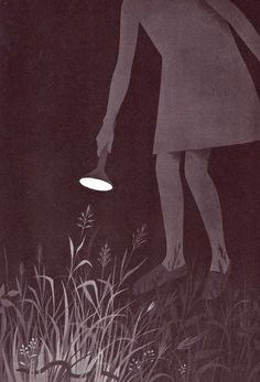 Vintage Kids' Books: In the Middle of the Night