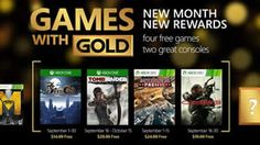 2 FREE Games Download for Xbox 360 Owners with Xbox Live Gold Membership on http://www.icravefreebies.com/