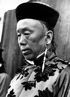 Tibetan official | Lhasa, ca. 1938/9 | ©Ernst Schäfer