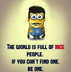 Minions 1, Minions Quotes, Wisdom Quotes, Life Quotes, Weird Facts, Crazy Facts, Great Quotes, Inspirational Quotes, Slogan Tshirt