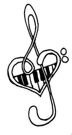 Music symbols pictures musique on pinterest treble clef music notes