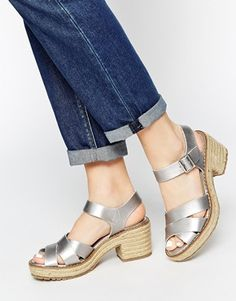 Truffle Collection Iggy Espadrille Heeled Sandals