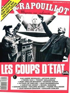 Le Crapouillot #91 : Les coups d'Etat