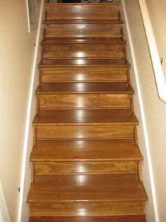 STAIR STRINGER? Maybe For That Gap Bet Stairs And Wall. | How To... |  Pinterest | Wood Stairs, Walls And Decorating
