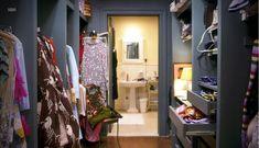 Living.cz - Jak si vyrobit šatnu i v menším interiéru