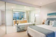 Shower Screens, Glass Door, Bathroom Lighting, Doors, Mirror, Furniture, Home Decor, Bedroom, Bathroom Light Fittings