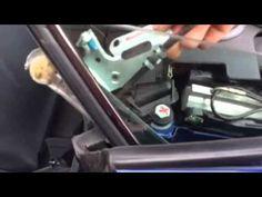 SLK 170 REAR WINDOW FIXED - YouTube