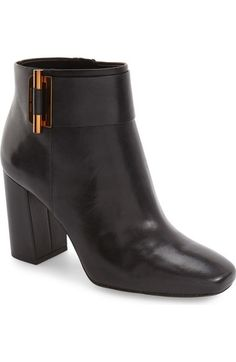 MICHAEL Michael Kors Gloria Bootie (Women) available at #Nordstrom