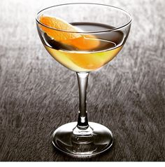 """🍊Orange you glad it's the weekend?! Enjoy it the #TopShelf way with the provocatively acclaimed #Whiskey #Cocktail from the probation era, """"between-the-sheets"""". #Cheers America."""