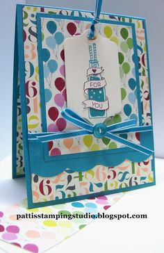 cycle celebration stampin up - Google Search