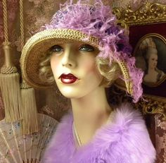 f460424320a6fc Details about Womens Gatsby 1920s Vintage style Flapper Cloche Downtown  Abbey Wool Bucket Hat