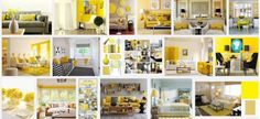 Colores para interiores de casa con estilo 2016 - Tendenzias.com