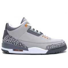 new products d647f 288d1 Best Seller 315297 062 Nike Air Jordan 3 III Retro-Silver Sport Red-