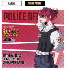 Hero Academia Characters, My Hero Academia, Anime Oc, Geek Stuff, Funny, Character Ideas, Hilarious Pictures, Geek Things