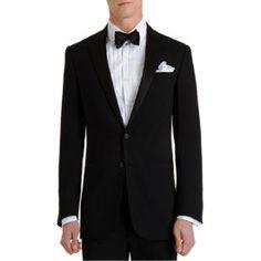 Silk Lapel Tuxedo