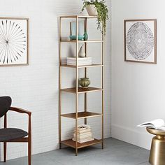 $499 The Nook Tower, pair with the Tower w/ cabinet base ($699) , to replace the yellow desk.  I think this would be better than the Cubitec, because it has room for the amp and music set-up.