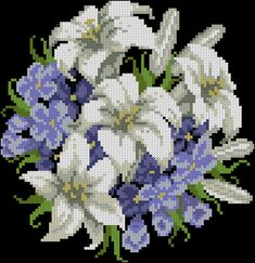 1 million+ Stunning Free Images to Use Anywhere Beaded Cross Stitch, Cross Stitch Flowers, Cross Stitch Embroidery, Folk Art Flowers, Flower Art, Cross Stitch Designs, Cross Stitch Patterns, Christmas Embroidery Patterns, Vintage Cross Stitches