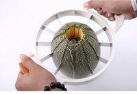 ABS+TPR+S/S 29*21*6.5 Kitchen gadgets watermelon slicer /Hamimelon slicer
