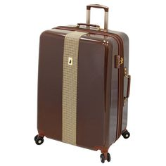 4d49c2f37b London Fog Cambridge 29-inch Expandable Hardside Spinner Suitcase Luggage  Shop, Spinner Suitcase,