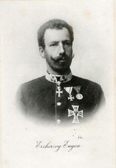 Archduke Eugen of Austria Archduke, The Grandmaster, Ferdinand, Adele, Hungary, Austria, Knight, Royalty, Photography