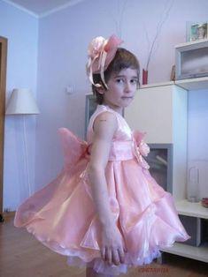 Pretty Dress for a Pretty Boy