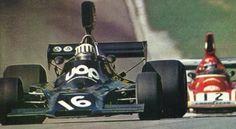 Great Britain 1973 Pryce Shadow DN3