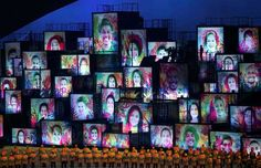 Veja fotos da cerimônia de abertura dos Jogos Olímpicos - Foto: Reuters