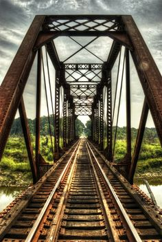 Mississippi Railroad Bridge