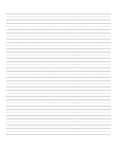 5 Best Images of Printable Blank Writing Pages - Free Printable Kindergarten Writing Paper, Blank Kindergarten Writing Worksheets and Free Lined Writing Paper Template Handwriting Worksheets For Kindergarten, Printable Handwriting Worksheets, Teaching Cursive, Handwriting Sheets, Handwriting Practice Worksheets, Cursive Writing Worksheets, Kindergarten Writing, Improve Handwriting, Letter Worksheets