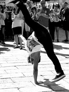 Street dance - I desperately wish someone could teach me how.