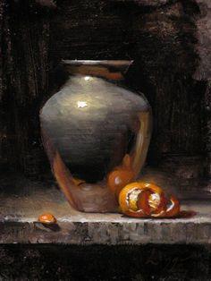 Jeff Legg 1959 | American Still Life painter: #OilPaintingStillLife