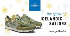 Ovunque tu sia, respira la verde natura islandese.  #Pekkuod, the spirit of Icelandic Sailors. Approfitta dello sconto del 10%, è una promozione valida fino a Natale! http://www.pekkuod.it/it/prod/prodotti/scarpe-donna/4026-narwhal-01-4026_01.html