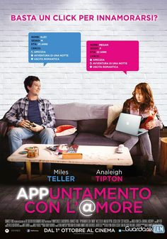 Appuntamento con l'amore Streaming: http://www.guardarefilm.tv/streaming-film/5766-appuntamento-con-lamore-2015.html