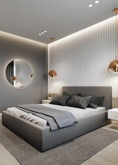 Hotel Bedroom Design, Master Bedroom Interior, Modern Master Bedroom, Bedroom Furniture Design, Home Decor Bedroom, Hotel Inspired Bedroom, Double Bedroom, Modern Luxury Bedroom, Modern Bedroom Design