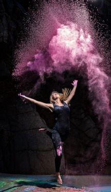 Powder Dance Creative Directors: Jessica Reynolds & Matt Porteous...