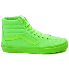 Vans Sk8 Hi Skate Shoe ($99) ❤ liked on Polyvore featuring shoes, sneakers, leather high tops, leather sneakers, hi top skate shoes, lace up sneakers and high top leather shoes