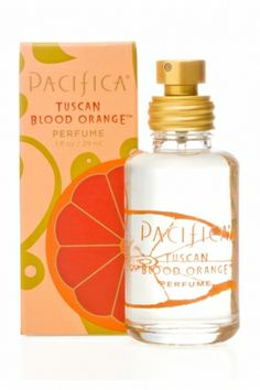 Tuscan Blood Orange Spray Perfume | Pacifica. Pacifica things are all vegan and cruelty free. I've been drooling over their things online and recently found the Tuscan Blood Orange Perfume in a local boutique. I didn't think twice and bought it. It's such a beautiful, clean scent! I can't wait to work my way through all of their scents! (And so much more, too.)