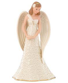 Lenox Collectible Figurine, Peace Angel - Lenox - Dining & Entertaining - Macy's