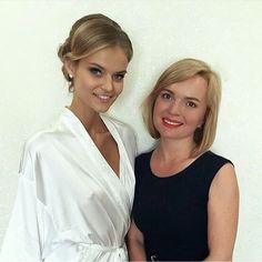 Kate Grigorieva Bridal Robe