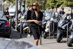 Street style from Paris Fashion Week spring/summer '17 - Vogue Australia