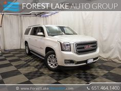 2015 GMC Yukon XL 1500 for sale in Forest Lake MN 1GKS2HKC7FR701071